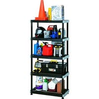 RIMAX Heavy Duty 5-shelf Storage Rack