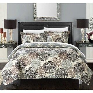 The Curated Nomad Moondance Boho Inspired Reversible 7-piece Quilt Set