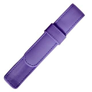 Royce Leather Genuine Leather 1-slot Single Fountain Pen Case