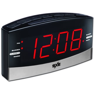 Westclox Desktop Clock Radio