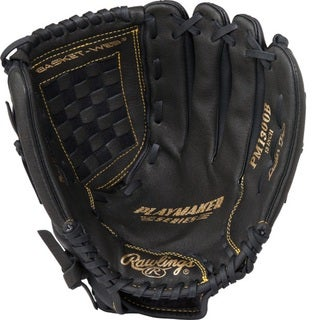 Rawlings Playmaker 12-inch Adult Baseball/ Softball Glove RH