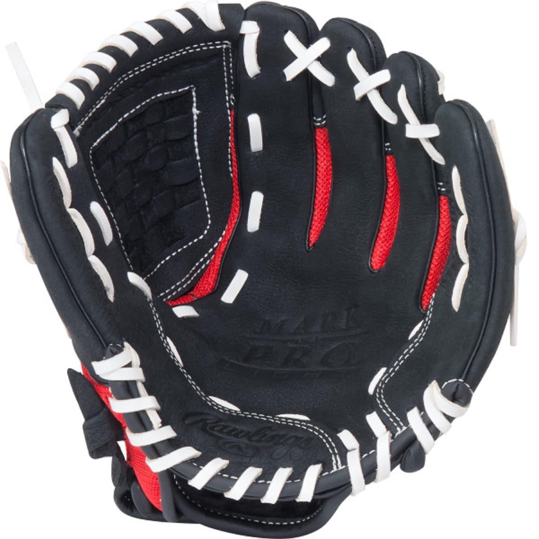 Rawlings Mark of Pro 10-inch Youth Baseball Glove (Left H...