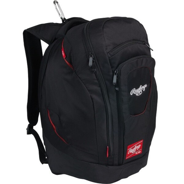 Rawlings Legend Pro Backpack Black