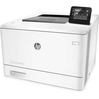 HP LaserJet Pro M452dw Laser Printer - Color - 600 x 600 dpi Print -|https://ak1.ostkcdn.com/images/products/10529740/P17612121.jpg?impolicy=medium