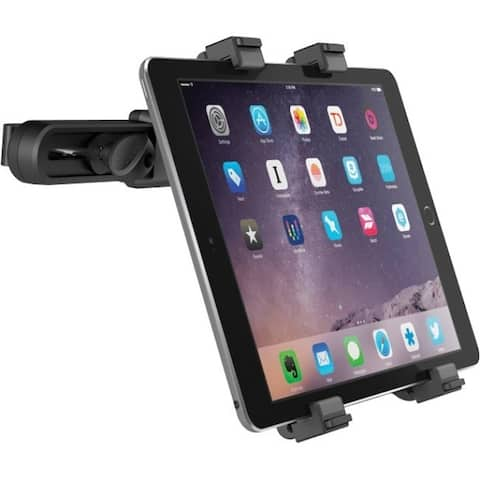 Cygnett CarGo II Vehicle Mount for Tablet PC, iPad - Black