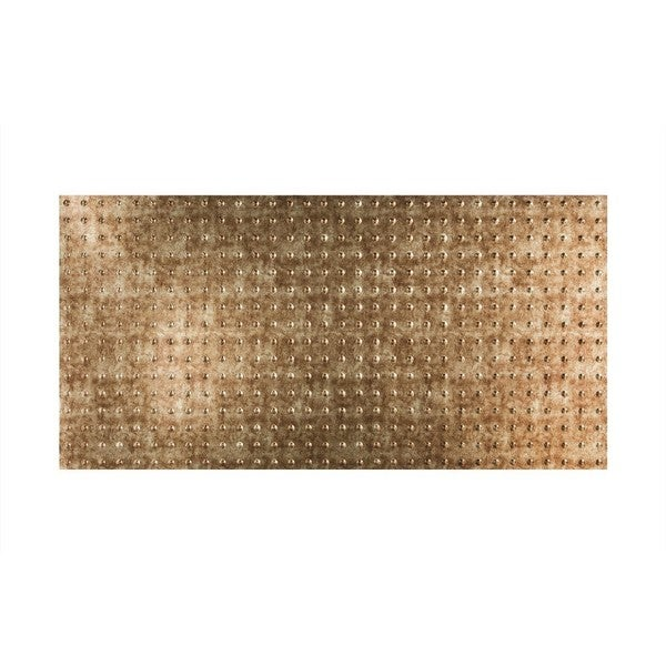 Fasade Dome Bermuda Bronze Wall Panel (4' x 8'). Opens flyout.