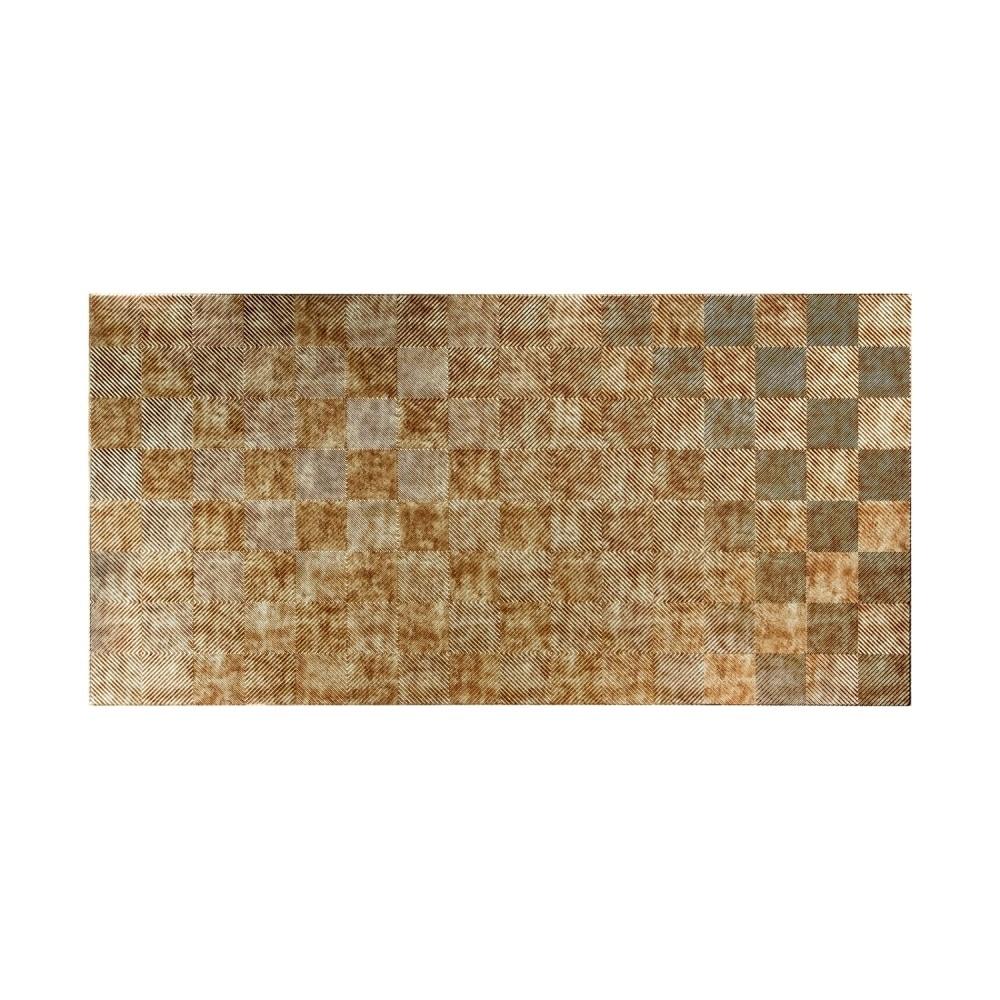 Fasade Quattro Bermuda Bronze Wall Panel (4 x 8) (4 x 8)