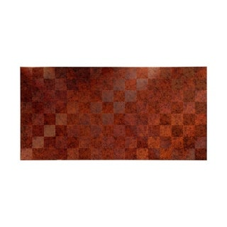 Fasade Quattro Moonstone Copper Wall Panel (4' x 8')