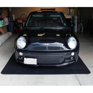 Mats Inc. Garage Floor Protection Utility Mat, Black