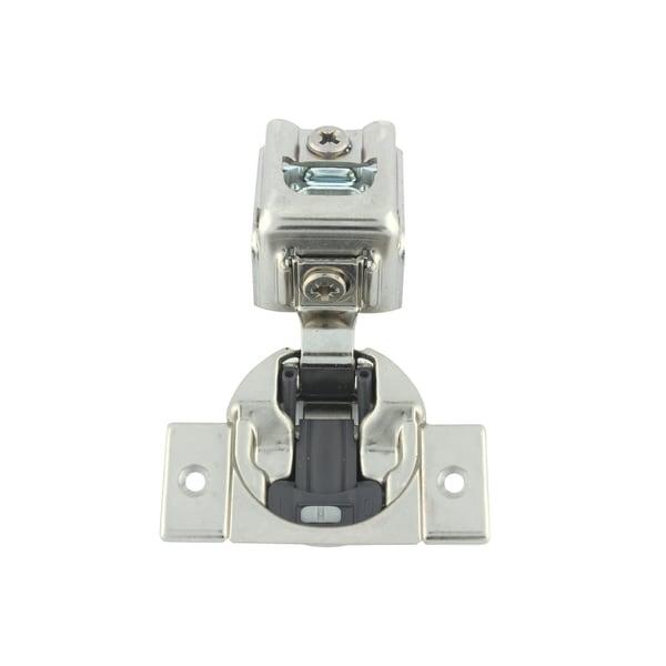 Blum 39C Cabinet Hinges 1-1//4 Inch Overlay Screw-On Self-Closing 39C355C.20