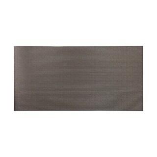 Fasade Rib Galvanized Steel Wall Panel (4' x 8')