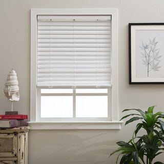 Arlo Blinds Cordless 2-inch Fauxwood Blinds (More options available)