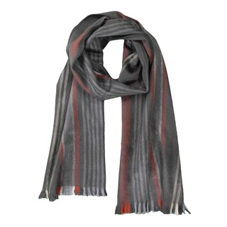 Copper Canyon Alpaca Wool Scarf (Ecuador)