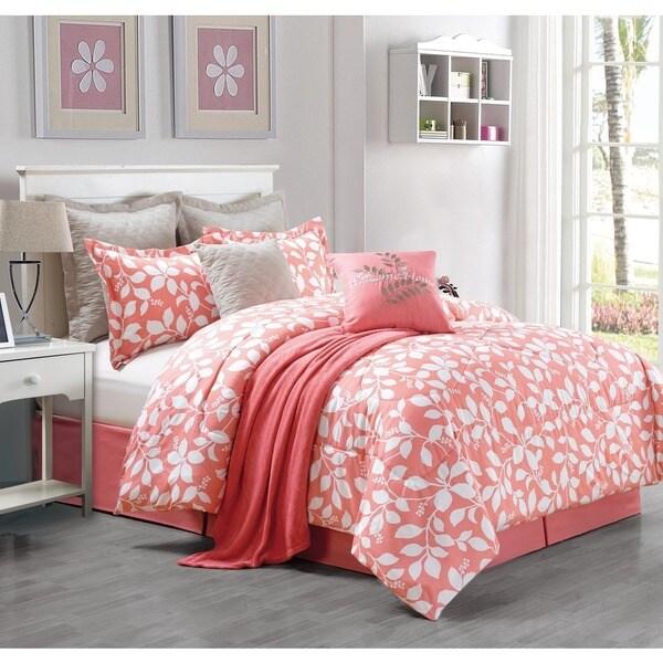 Julia 9-piece Comforter Set