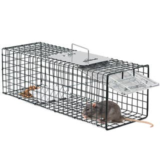 """Humane Pest and Rodent Control Live Animal Trap - 24"""" x 7"""" x 7""""