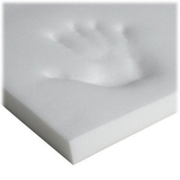 Shop Memory Foam Crib Toddler Mattress Topper Free