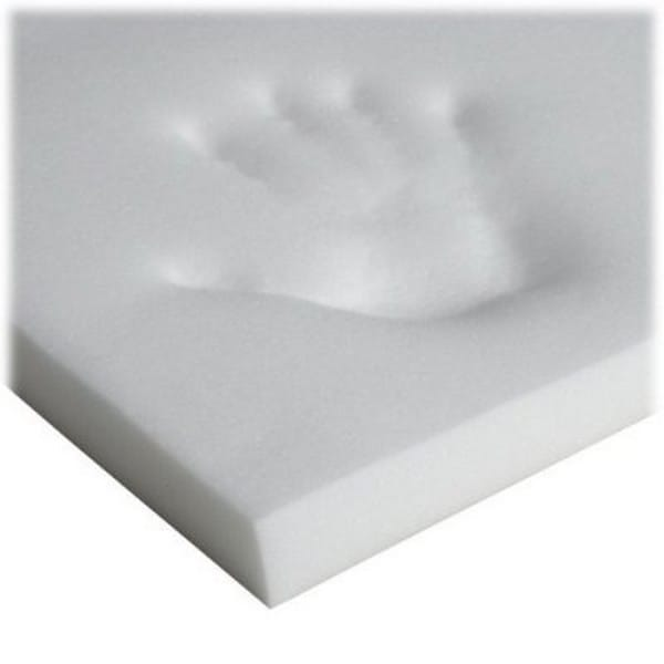 Shop Memory Foam Crib/ Toddler Mattress Topper - Overstock ...