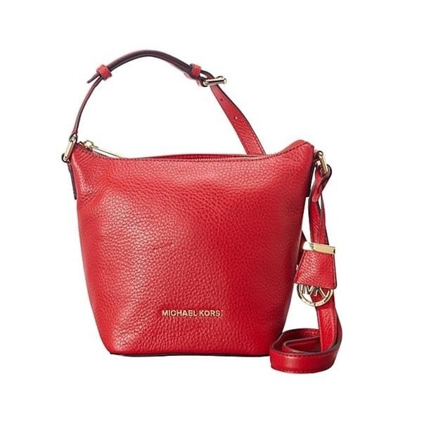 f2287e2a569e Shop Michael Kors Bedford Small Crossbody Handbag - Free Shipping ...