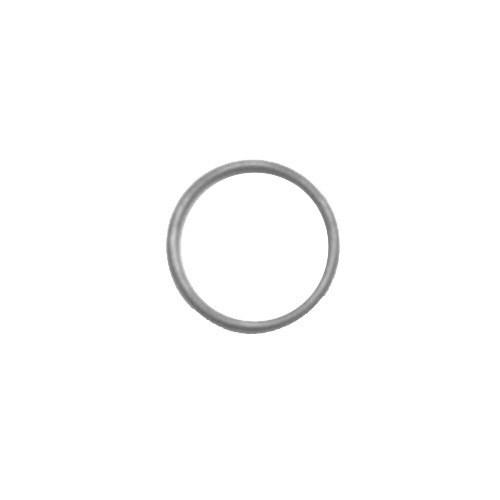 Eagle Claw Split Rings Nickel Size 6 (Per 5)