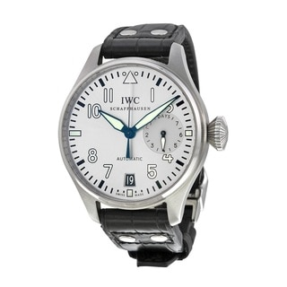 IWC Men's IW500906 Pilots Silver Watch