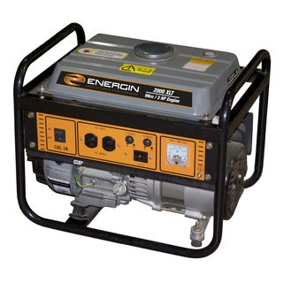 Energin 1250W Rated 1500W Peak Gas Generator