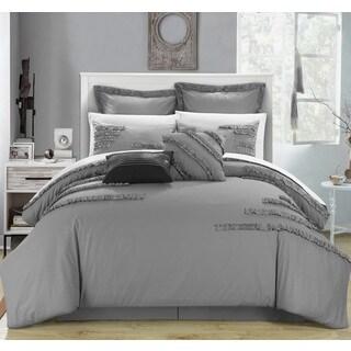Chic Home Scotsdale Cotton 8-piece Comforter Set