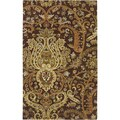 Hand-Tufted Wisbech Semi-Worsted New Zealand Wool Area Rug (3'3 x 5'3)