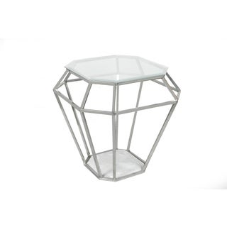 Horizon Diamond Side Table
