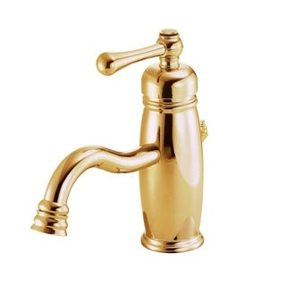 Danze D225557PBV Brass Opulence Single Hole Bathroom Faucet
