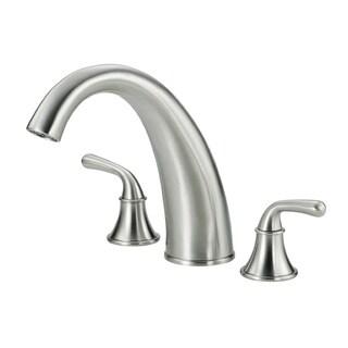 Danze D303656BNT Nickel Bannockburn Tub Faucet
