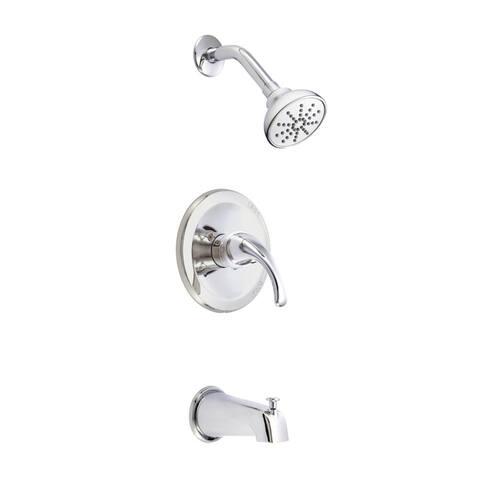 Danze D500011T Chrome Melrose Tub and Shower Faucet