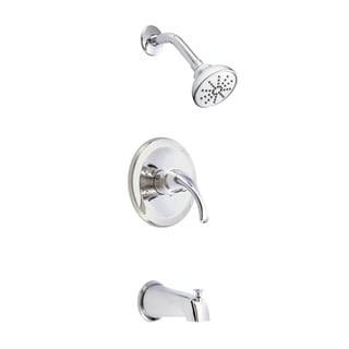 Danze D500011T Chrome Melrose Tub and Shower Faucet