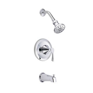 Danze D500022T Chrome Antioch Tub and Shower Faucet