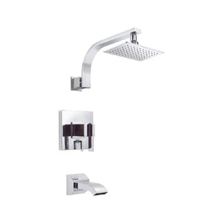 Danze D512044T Chrome Sirius Tub and Shower Faucet