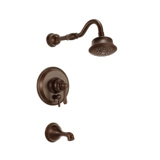 Danze D512157BRT Bronze Opulence Tub and Shower Faucet