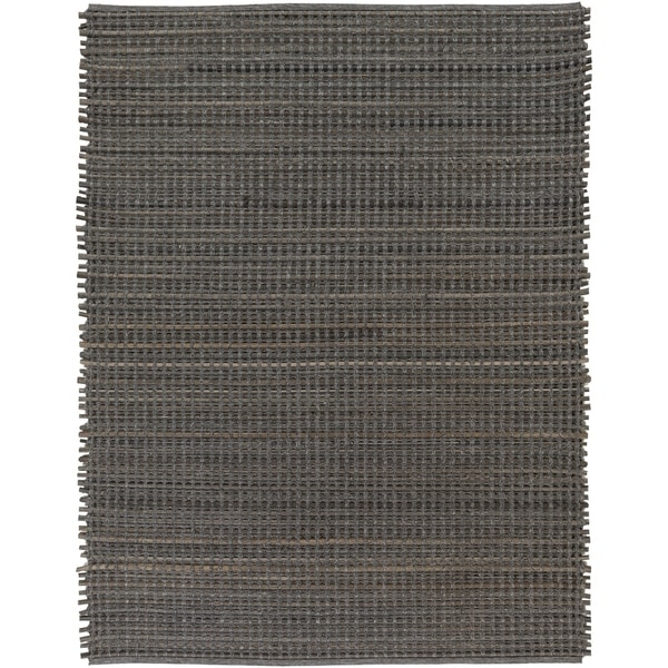 """Hand-Woven Wragby Solid Outdoor Area Rug - 5' x 7'6"""""""