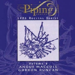 Angus MacColl - Piping Centre Recital Series 4