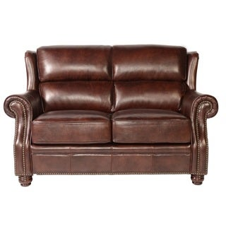 Lazzaro Leather Appalachian Loveseat