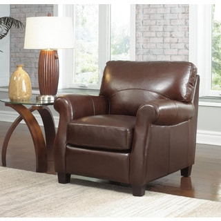 Lazzaro Leather Carlisle Chair
