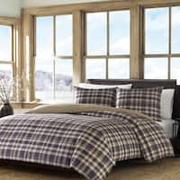 Eddie Bauer Spencer Plaid Duvet Cover Set