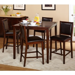 Simple Living 5-piece Anzio Counter Height Set