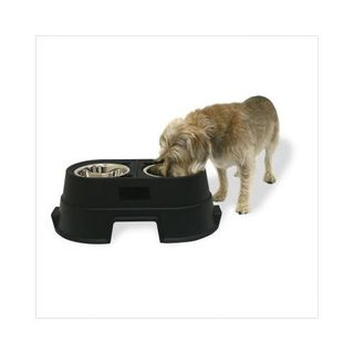 Our Pets Healthy Pet Diner Elevated Dog Feeder