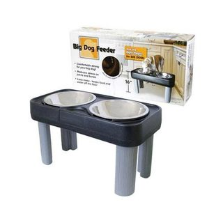 Our Pets Big Dog Feeder