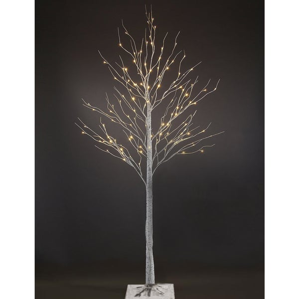 3 Foot Silver Christmas Tree