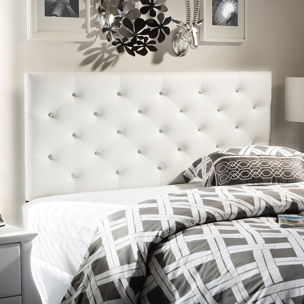 Contemporary Headboard By Baxton Studio Free Shipping
