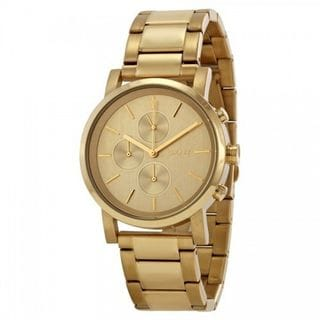 DKNY Women's NY2161 'Soho' Chronograph Gold-Tone Stainless Steel Watch