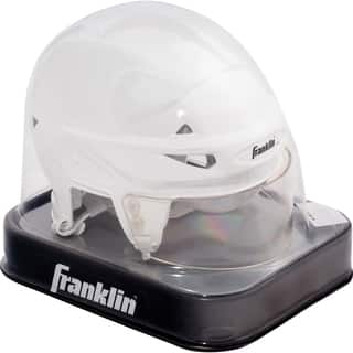 Franklin Sports NHL 'You Choose' Mini Player Helmet (Option: Chicago Blackhawks)|https://ak1.ostkcdn.com/images/products/10534620/P17616425.jpg?impolicy=medium