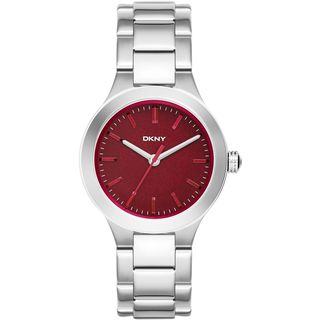 DKNY Women's NY2387 'Chambers' Stainless Steel Watch