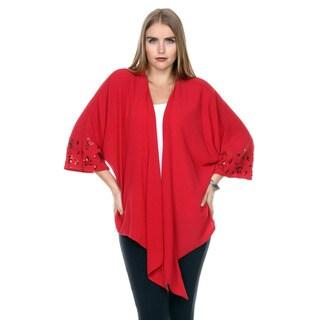 Stanzino Women's Kimono Cardigan
