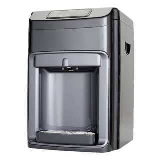 Global Water G5CTF Counter Top Hot and Cold Bottleless Water Cooler with 3-Stage Filtration